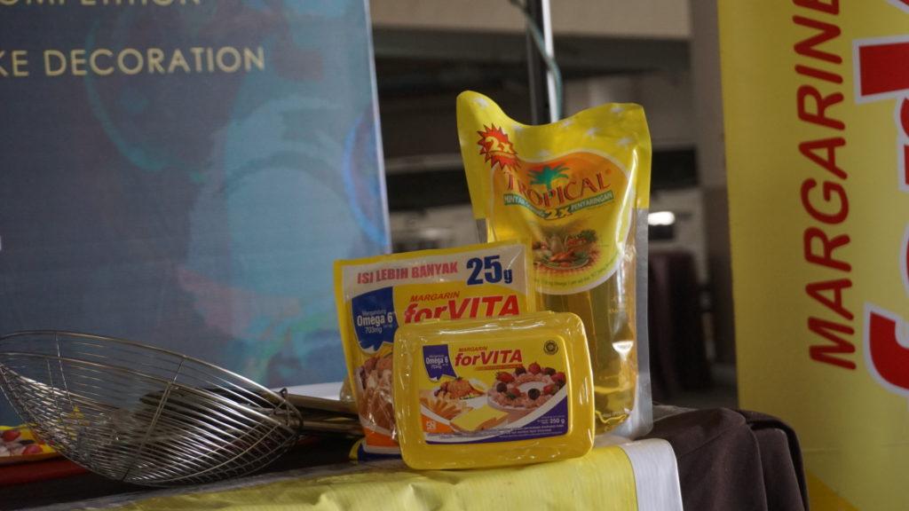 Minyak Tropical dan Margarine Forvita