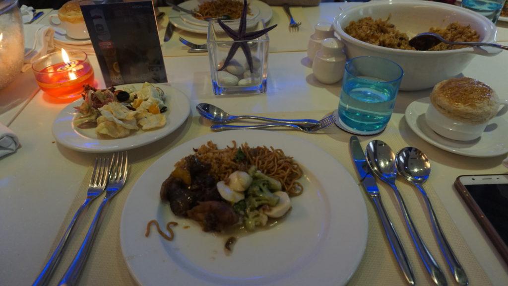 Yummy Food at Cumi Cumi Cafe