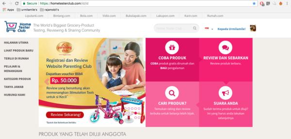 Home Tester Club Indonesia Itu Apa Sih?