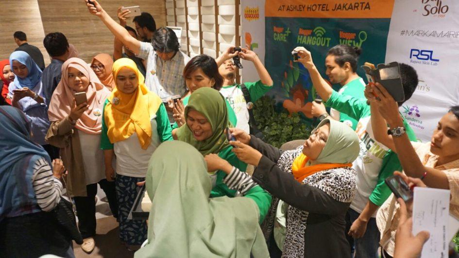 BloggerCrony Ulang Tahun yang Ketiga di Ashley Hotel Jakarta