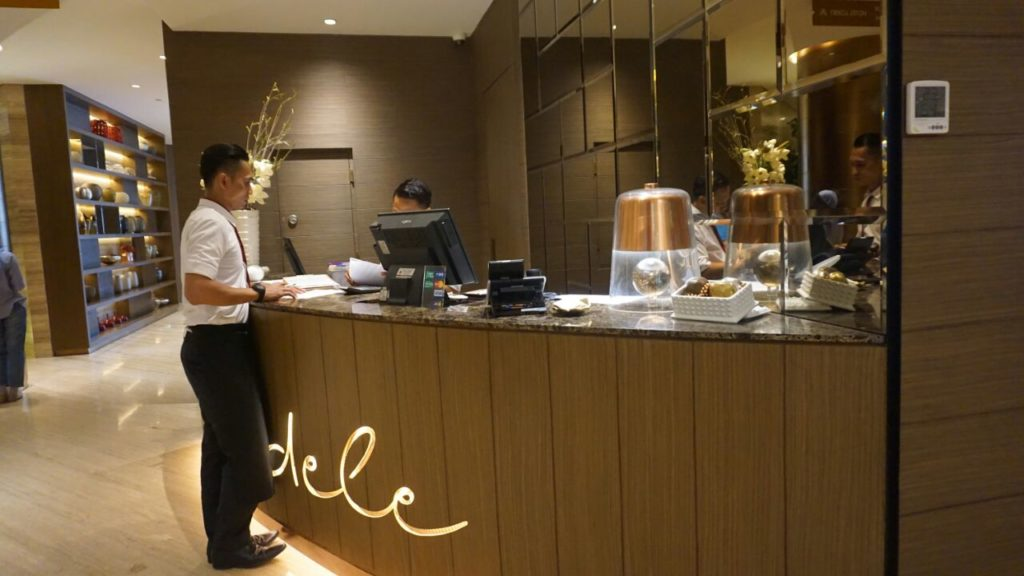 Interior Hotel Ashley Jakarta