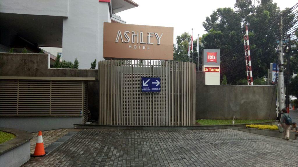 Eksterior Hotel Ashley Jakarta