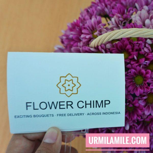 Flower Chimp, Toko Bunga Online Indonesia