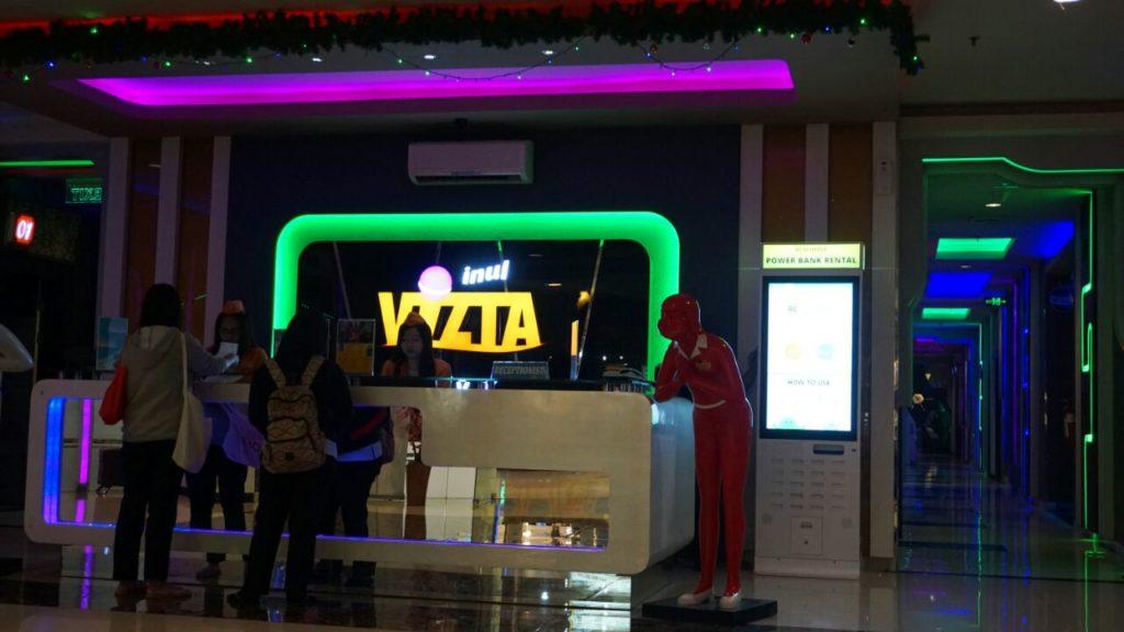Recharge - Powerbank People Zaman Now