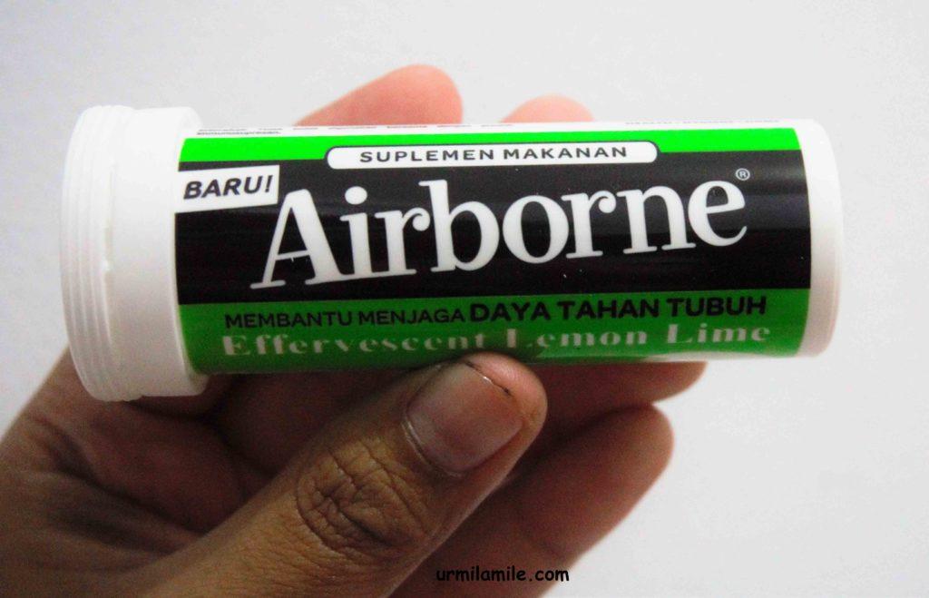 Review Airborne, Suplement Makanan Membantu Menjaga Daya Tahan Tubuh