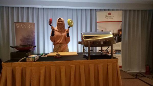 Belajar Masak dan Fotografi di Hari Kartini 2018