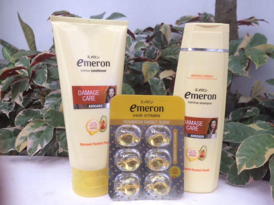 Emeron Damage Care Complete Hair Care