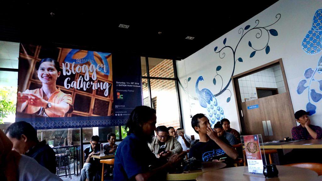 30 Blogger berkumpul di BATIQA Hotel Cirebon
