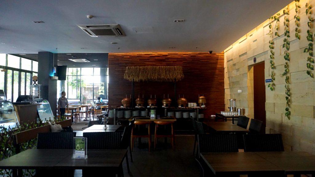 Tempat Makan di BATIQA Hotel Cirebon