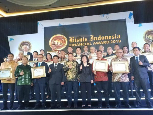 Bisnis Indonesia Financial Awards 2018 - Para Pemenang BIFA 2018 (2)