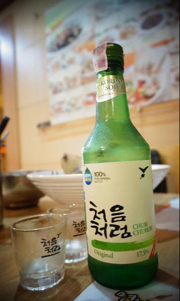 Review Soju, Arak Korea