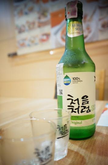 Review Soju