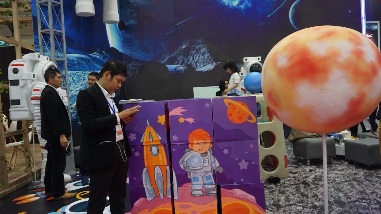 Familia Urban - Arena bermain anak-anak di Booth Timah Properti