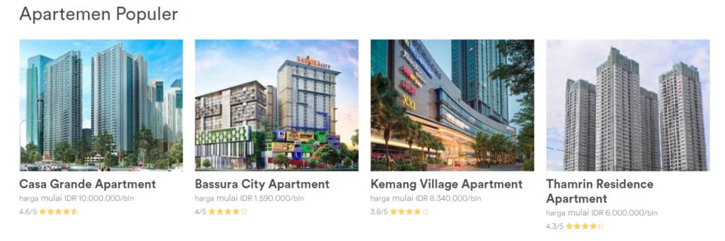 Jendela 360 - Apartemen Popular