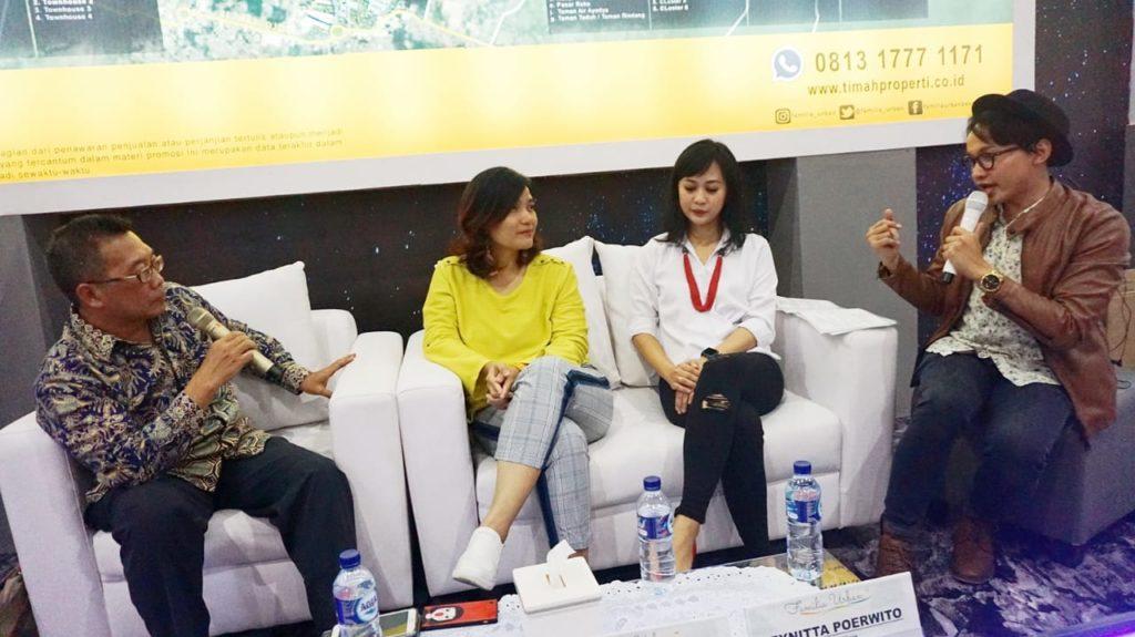Parenting Talkshow Pengaruh Tempat Tinggal Terhadap Tumbuh Kembang Anak