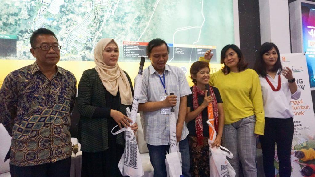 Pembagian Hadiah ke Blogger yang Beruntung