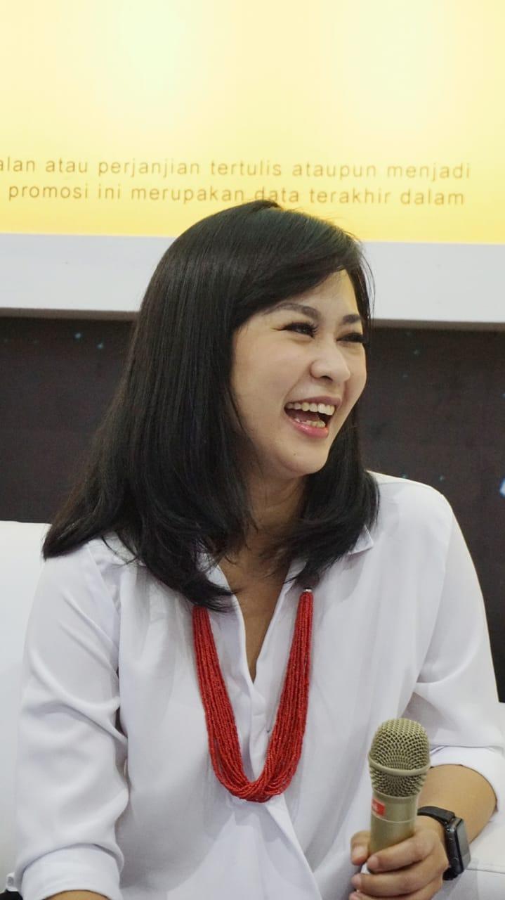 Reynitta Poerwito Psikolog Cantik Memberikan Info Tentang Pentingnya Lingkungan Terhadap Tumbuh Kembang Anak