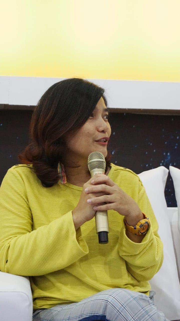 Zata Ligouw Memberikan Pendapatnya Tentang Prilaku Anak