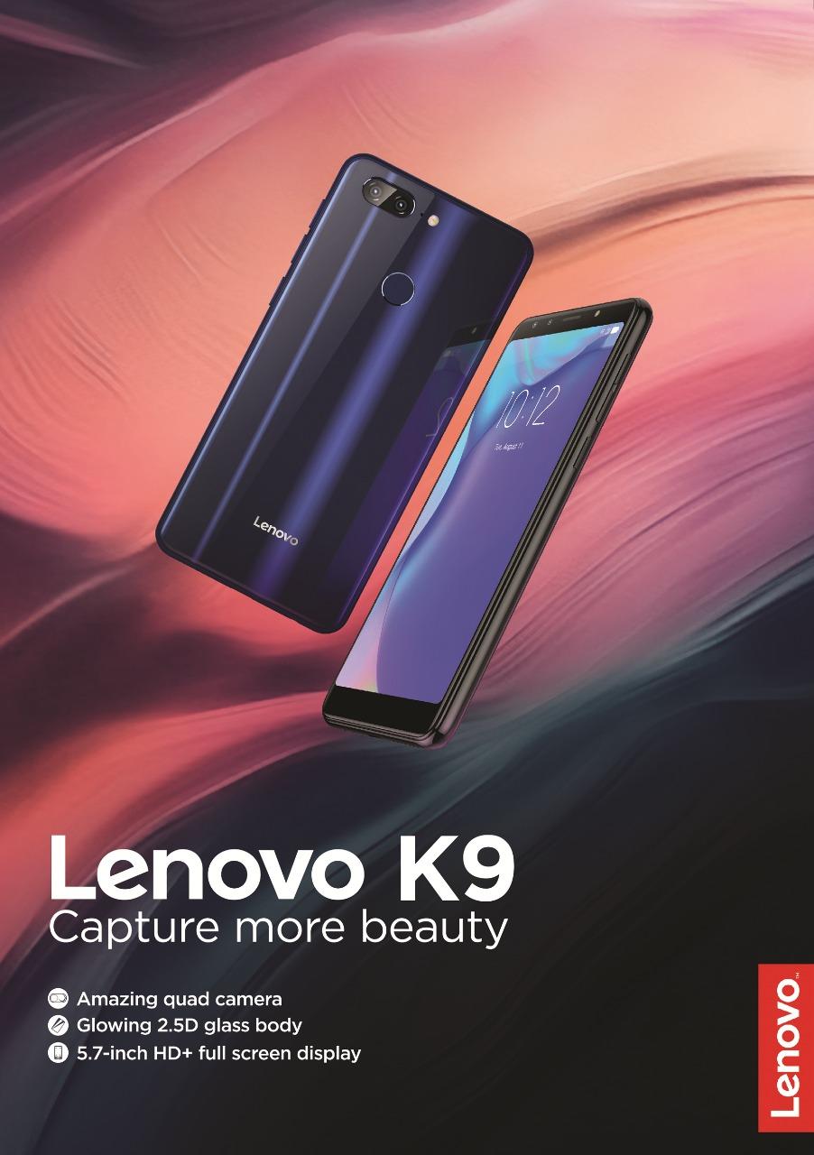Lenovo K9 - Flash Sale Lenovo K9 di Shopee