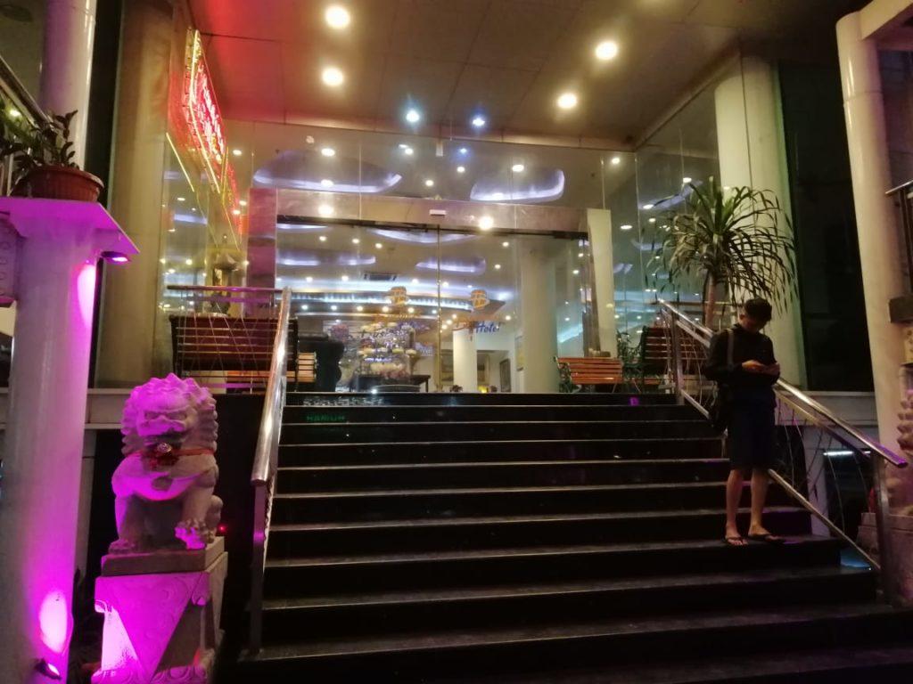 OYO 126 Business Hotel - Pintu Masuk Business Hotel