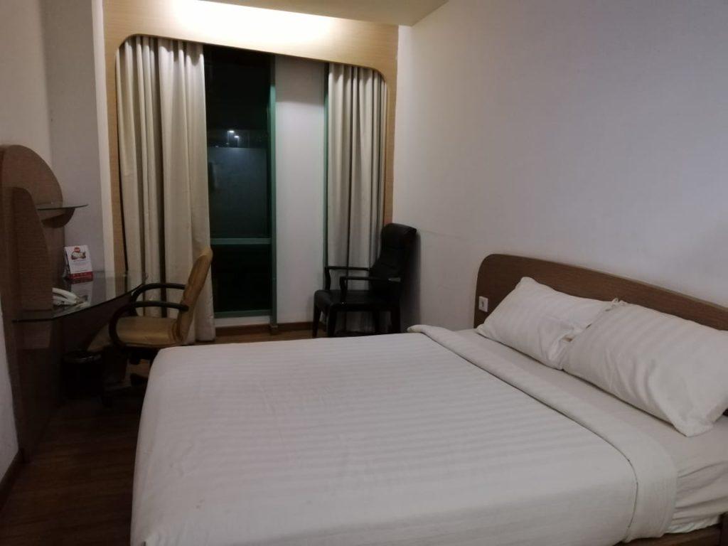 OYO 126 Business Hotel -Sisi Kanan Kamar Business Hotel