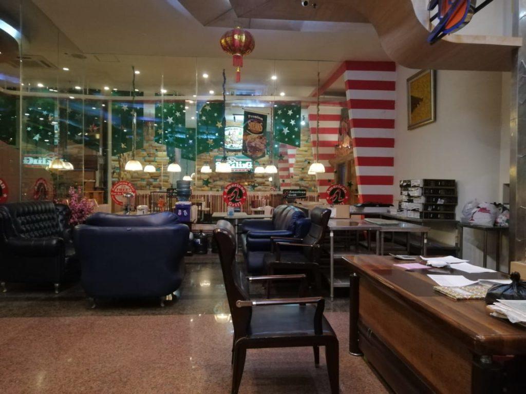 OYO 126 Business Hotel - Sisi Kiri Lobby Hotel