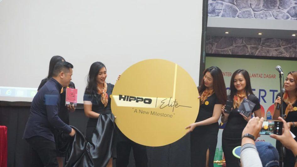 Hippo Elite - Peluncuran Hippo Elite