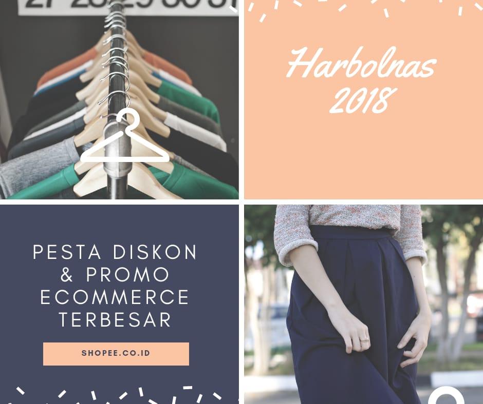 Harbolnas 2018, Pesta Diskon dan Promo E-Commerce Terbesar Akhir Tahun