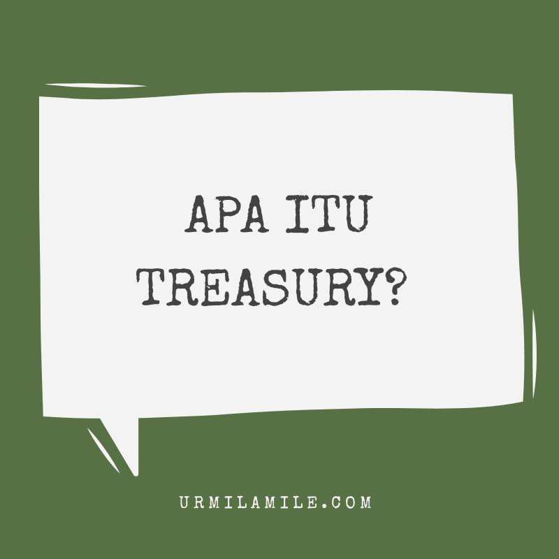 urmilamile - Apa Itu Treasury