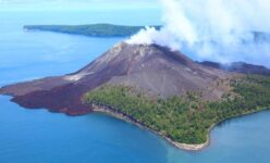 Cara ke Gunung Krakatau